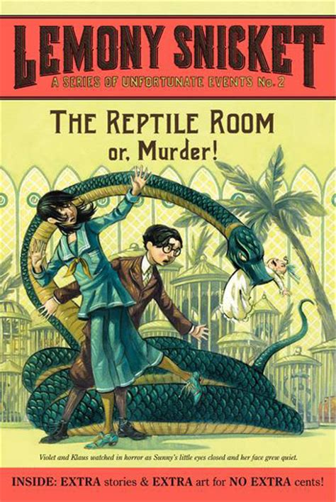 the reptile room lemony snicket all the best bookstores vomit contingency plans wired