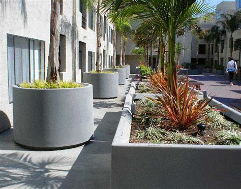 where to buy large planters planters glamorous commercial planters for trees