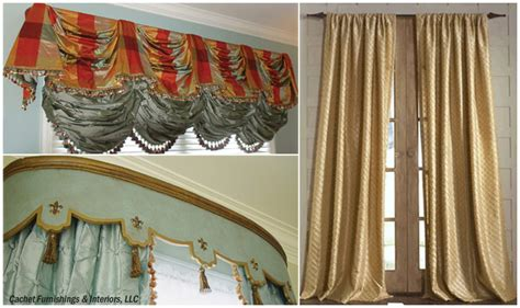 custom design window treatments cornice boards summerfield window treatment
