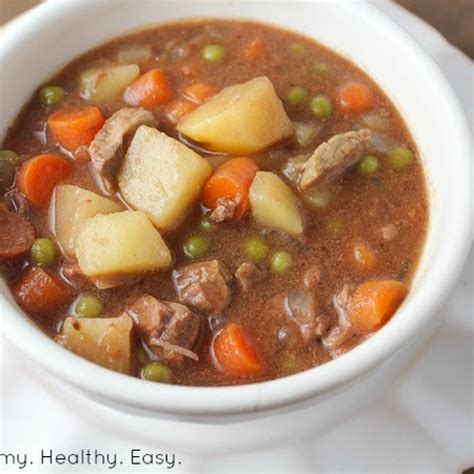simple crock pot beef stew recipe just a pinch recipes