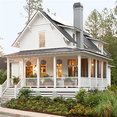 farm style with wrap around porch gant custom homes