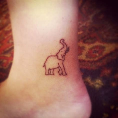 elephant tattoo tiny 85 cute tiny elephant tattoo designs