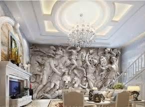 3d wallpaper greek roman statues art mural wall paper background wall mural ancient greek columns greek pixersize com