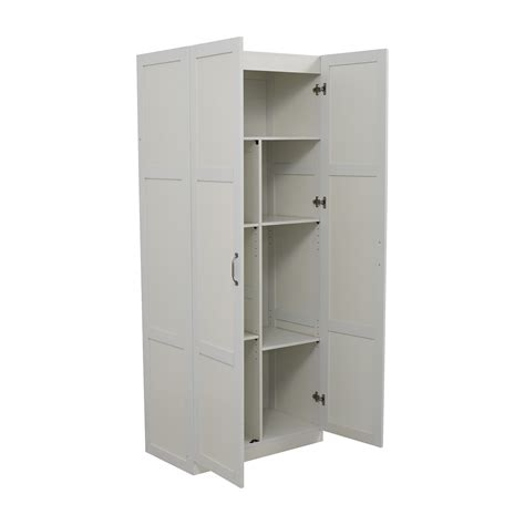 Used Kitchen Pantry Cabinet 35 White Kitchen Pantry Storage