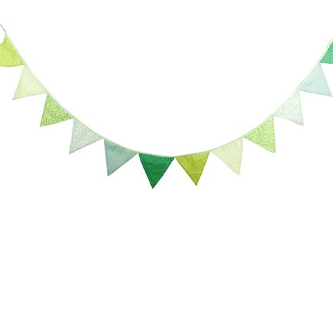 Bunting Flag Banner green bunting clipart best