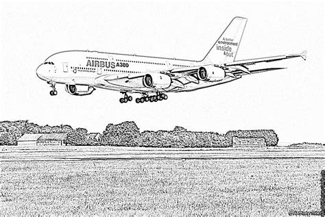 a380 coloring pages coloring pages ideas reviews