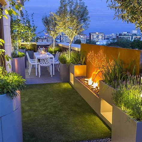 garten terrasse dach roof terraces gardens by contemporary designers