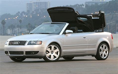 audi  convertible consumer reviews edmunds