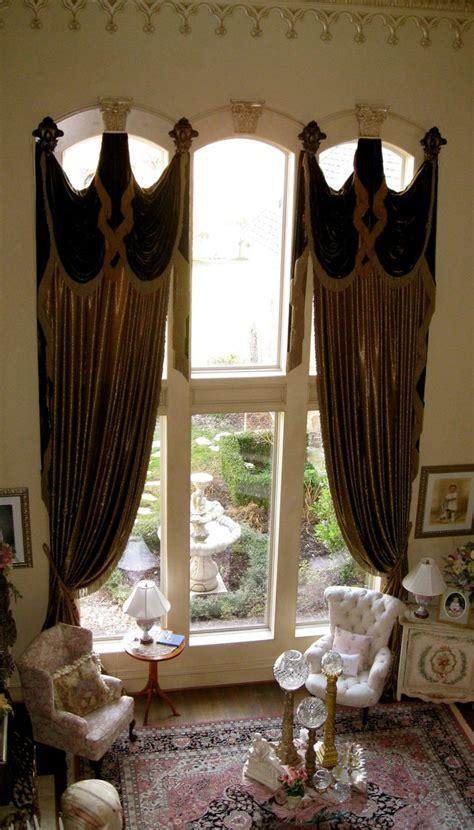 tuscan draperies grandeur designs love the window treatments old