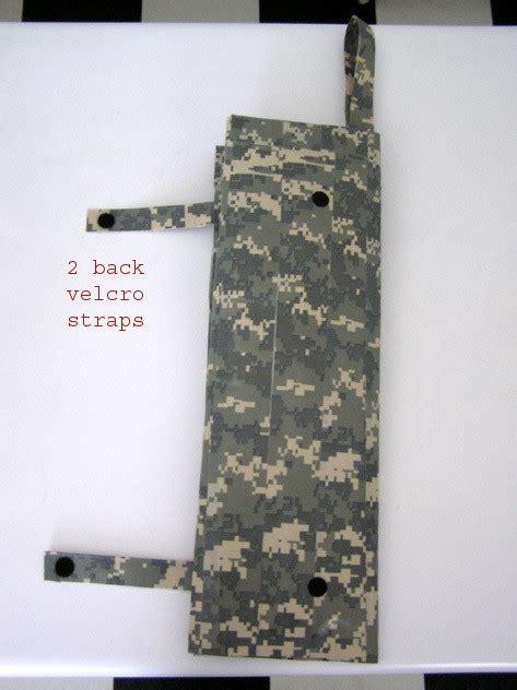 duct tape drum stick holder     instrument construction  cut