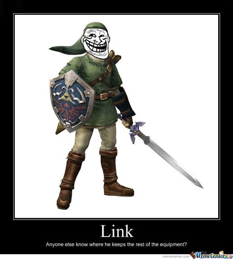 Link Meme - link by jamie elliott meme center