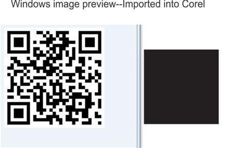corel draw x6 qr codes qr code coreldraw x5 coreldraw graphics suite x5