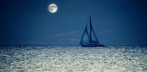 through the water and the a boat sailor s story books moon sailing basilicata