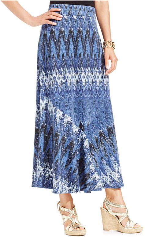petite skirts shop petite maxi pencil styles ny collection petite printed maxi skirt