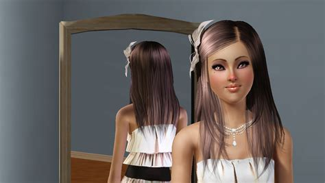 sims 2 coiffure comment t 233 l 233 charger coiffure sims 2