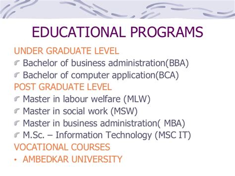 Mba Msw Careers by Career Guidance After Bca