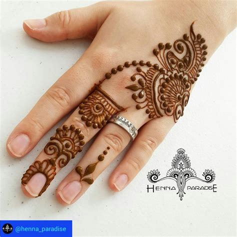 stylish indian mehndi designs 2017 for girls 1