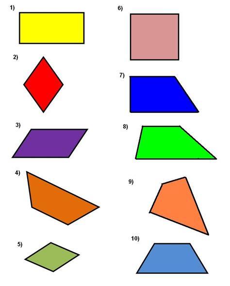 figuras geometricas de 20 lados poligonos matematicas grado sexto