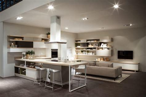 cucina soggiorno unico ambiente home design ideas home