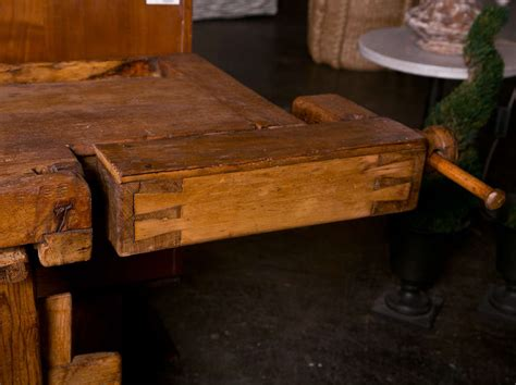 joiners work bench french joiner s bench c 1900 at 1stdibs