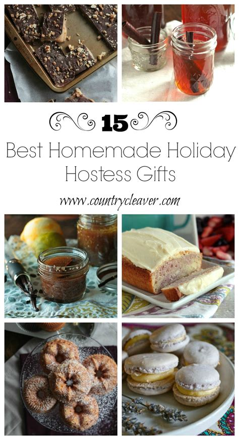 15 best homemade holiday hostess gifts country cleaver