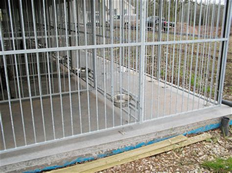 dog pen sections galvanised kennel panels game rearing sheds and dog kennels