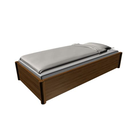 individual bed single bed design and decorate your room in 3d