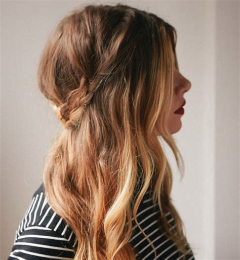 hairstyles when hair is dirty dirty hair don t care 15 second day hairstyles for