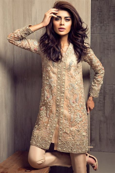 15 Top Pakistani Designers Eid Dresses for women This Eid