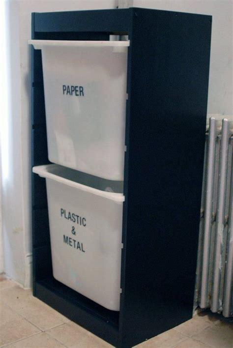 Kitchen Garbage Hacks 17 Best Ideas About Ikea Endurvinnsla On