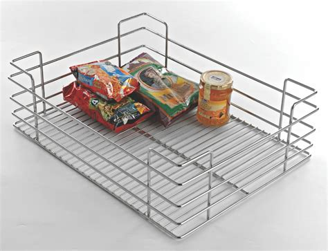 Jaguar Kitchen Baskets Price by Cocina Kitchen Solution Plain Basket Stainless Steel