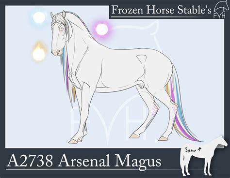 arsenal magus a2738 ccr s arsenal magus by 11icedragon11 on deviantart