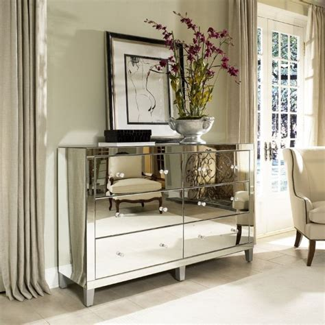 Mirror Dresser Furniture by 25 Best Ideas About Mirrored Furniture On