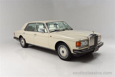 rolls royce silver spur 1988 rolls royce silver spur lwb car