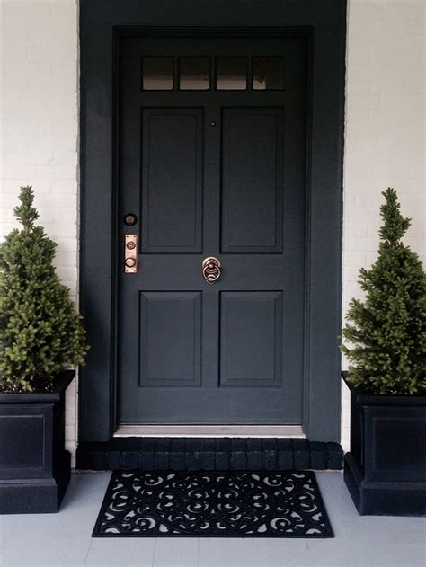 black front door the best of etsy door knocker edition room for tuesday