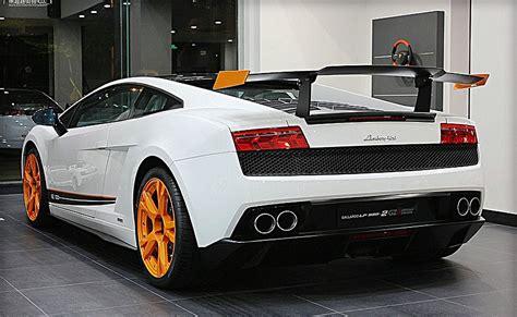 Lamborghini Gallardo Lp550 4 Lamborghini Gallardo Lp550 2 Gz8 Rear 3 4 Left Egmcartech