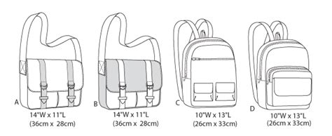 Mccall S 6410 Backpacks And Bags Backpack Design Template