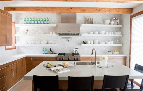 open shelving ideas open shelves kitchen design ideas open kitchen shelving