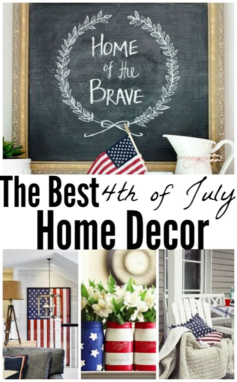 4th of july home decor 4th of july home decor