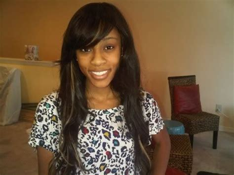 sew in with side bang pattern sew in weave hairstyles with side bangs www imgkid com