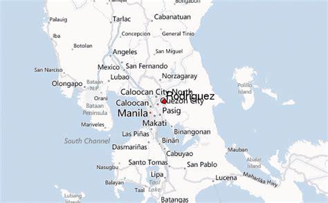 san jose rodriguez rizal map rodriguez location guide