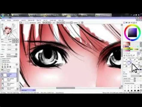 paint tool sai tutorial with mouse tutorial on how to color in sai paint tool using mouse