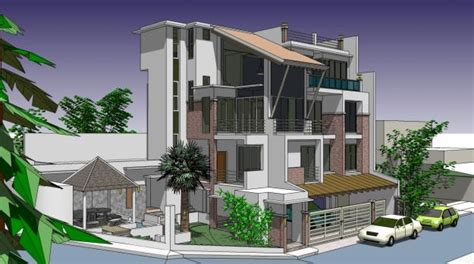 pictures of ready made house plans modern house plans