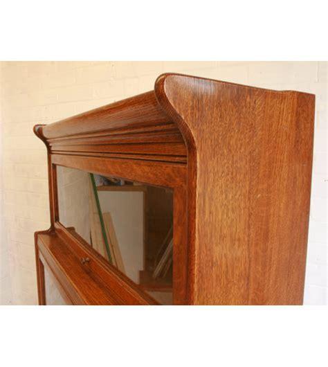 gunn furniture company sectional bookcase an oak sectional bookcase by gunn antiques atlas