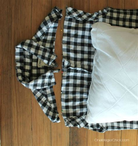 how to make a shirt up cycled pillows from shirts skip to my lou