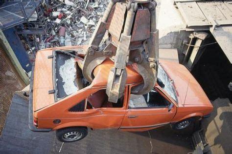Auto Verschrotten österreich spd kfz brief mit verschrotten autobild de