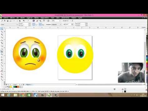 corel draw x6 not responding caritas animadas en corel draw x6 youtube