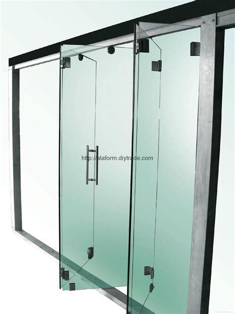 frameless glasss bifolding door systems ala 600
