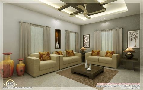 interior design  living room kerala style apartment