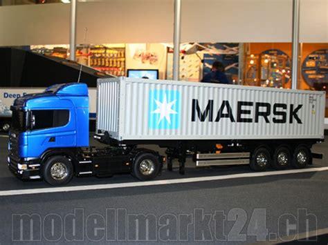 blue trailer portugues tamiya set tgx 18 540 blue edition 4x2 xlx und